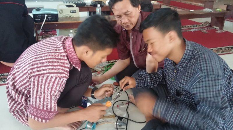 32 Peserta Kiriman PAC LDII se-Surabaya Utara Ikuti Workshop Soundman (Part-2)