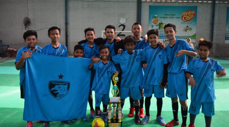 13 Tim Semarakkan Turnamen Futsal U-15 antar PAC LDII