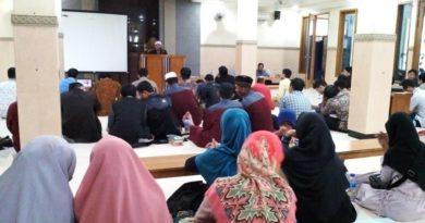 Sosialisasi Kurikulum dan Administrasi Bagi TPQ se-Surabaya Utara