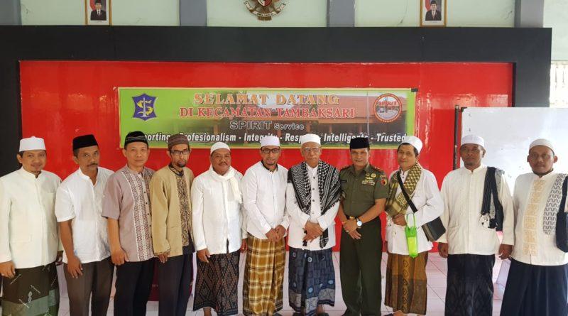 Sebagai Bentuk Rasa Syukur, Camat Tambaksari Surabaya Adakan Silaturahim dengan Para Pimpinan Organisasi Masyarakat Islam